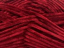 Fiber Content 100% Micro Fiber, Brand ICE, Dark Burgundy, Yarn Thickness 3 Light  DK, Light, Worsted, fnt2-61085
