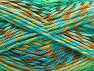 Fiber Content 100% Premium Acrylic, Turquoise, Brand ICE, Green Shades, Brown Shades, Yarn Thickness 4 Medium  Worsted, Afghan, Aran, fnt2-61112