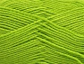 Fiber Content 60% Bamboo, 40% Polyamide, Brand ICE, Green, Yarn Thickness 2 Fine  Sport, Baby, fnt2-61317