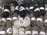 Winter Yarns This mixed lot includes a total of 2000 gr (70.5 oz.) yarn. There is no standard for ball weight. Also disregard any information on the labels. You will get what you see in the photo. Brand ICE, fnt2-61848