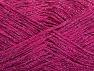 Fiber Content 75% Viscose, 25% Metallic Lurex, Brand ICE, Fuchsia, fnt2-62242