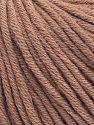 Fiber Content 50% Cotton, 50% Acrylic, Brand ICE, Camel, fnt2-62733
