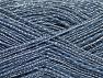 Fiber Content 65% Acrylic, 35% Viscose, Indigo Blue, Brand ICE, Yarn Thickness 2 Fine  Sport, Baby, fnt2-62764