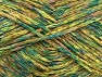 Fiber Content 100% Acrylic, Brand ICE, Green Shades, fnt2-63029