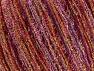 Contenido de fibra 50% Poliamida, 30% Acrílico, 20% Metálicos Lurex, Lilac Shades, Brand ICE, Gold, Brown, fnt2-63049