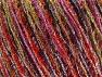 Fiber Content 50% Polyamide, 30% Acrylic, 20% Metallic Lurex, Silver, Red, Purple, Pink, Brand ICE, Green, fnt2-63052