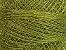 Vezelgehalte 70% Polyester, 30% Metallic lurex, Brand YarnArt, Green, Yarn Thickness 0 Lace  Fingering Crochet Thread, fnt2-63078
