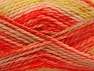 SuperBulky  Contenido de fibra 70% Acrílico, 30% Angora, Yellow, Orange, Brand ICE, fnt2-63142