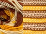 Contenido de fibra 70% Acrílico, 30% Lana, Yellow, Brand ICE, Cream, Copper, Yarn Thickness 3 Light  DK, Light, Worsted, fnt2-63209