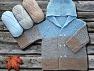 Vezelgehalte 100% antipilling acryl, Brand ICE, Beige, Baby Blue, fnt2-63229