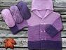 Fiberinnehåll 100% Antipilling Acrylic, Purple, Lilac, Brand ICE, fnt2-63233