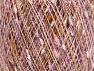 Fiberinnehåll 65% Akryl, 20% Bomull, 15% Polyamid, White, Pink, Lilac, Brand ICE, Gold, Yarn Thickness 1 SuperFine  Sock, Fingering, Baby, fnt2-63312