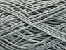 Fiber Content 50% Cotton, 50% Acrylic, Light Grey, Brand ICE, Yarn Thickness 3 Light  DK, Light, Worsted, fnt2-63316