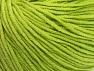 Fiber Content 50% Cotton, 50% Acrylic, Light Green, Brand ICE, Yarn Thickness 3 Light  DK, Light, Worsted, fnt2-63343