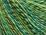 Fiber Content 55% Cotton, 45% Acrylic, Yellow, Turquoise, Purple, Brand ICE, Green, fnt2-63412