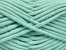 Fiber Content 60% Polyamide, 40% Cotton, Mint Green, Brand ICE, fnt2-63432