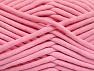 Fiberinnehåll 60% Polyamid, 40% Bomull, Light Pink, Brand ICE, Yarn Thickness 6 SuperBulky  Bulky, Roving, fnt2-63440