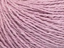 Fiberinnehåll 68% Bomull, 32% Silke, Lilac, Brand ICE, fnt2-63442