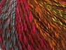 Fiber Content 70% Acrylic, 30% Wool, Turquoise, Brand ICE, Green, Gold, Fuchsia, Brown, fnt2-63457