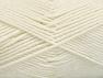 Fiber Content 50% SuperFine Acrylic, 50% SuperFine Nylon, Brand ICE, Ecru, fnt2-63462