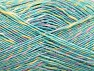 Fiber Content 40% Acrylic, 40% Cotton, 20% Viscose, Mint Green, Brand ICE, fnt2-63477