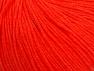 Fiberinnehåll 60% Bomull, 40% Akryl, Neon Orange, Brand ICE, fnt2-63478