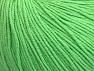 Fiberinnehåll 60% Bomull, 40% Akryl, Light Green, Brand ICE, fnt2-63479