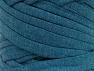 Make handbags,rugs,basket and cushion covers with this genius new-fashion yarn!<p>Since the yarn is made by upcycling fabrics, and because of the nature of the yarn; take the following notes into consideration. </p><ul><li>Fiber content information may vary. Information given about fiber content is approximate. </li><li>The yardage and weight information of the yarn is approximate. </li></ul> Fiber Content 95% Cotton, 5% Elastan, Teal, Brand ICE, fnt2-63576