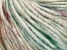 Fiber Content 60% Acrylic, 40% Polyamide, White, Brand ICE, Green, Gold, Fuchsia, fnt2-63686