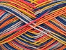 Fiber Content 100% Acrylic, Orange, Brand ICE, Gold, Blue, fnt2-63720