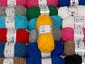 Lorena Worsted  Fiber Content 55% Cotton, 45% Acrylic, Brand ICE, fnt2-63803