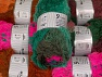 Lambkin Color This mixed lot includes a total of 750 gr yarn. There is no standard for ball weight. Also disregard any information on the labels. You will get what you see in the photo. Περιεχόμενο ίνας 95% Ακρυλικό, 5% Πολυεστέρας, Brand ICE, fnt2-63937