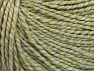Fiber Content 68% Cotton, 32% Silk, Light Khaki, Brand ICE, fnt2-63956