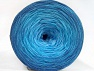 Fiber Content 50% Acrylic, 50% Cotton, Brand ICE, Blue Shades, fnt2-63998