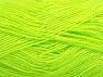 Περιεχόμενο ίνας 100% Ακρυλικό, Neon Yellow, Brand ICE, fnt2-64044