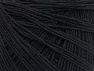 Fiber Content 67% Cotton, 33% Polyester, Brand ICE, Black, fnt2-64049