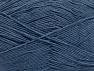 Περιεχόμενο ίνας 55% Βαμβάκι, 45% Ακρυλικό, Navy, Brand ICE, fnt2-64140