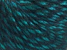 Contenido de fibra 70% Poliamida, 19% Lana Merino, 11% Acrílico, Turquoise, Brand ICE, Black, fnt2-64145