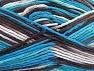 Fiberinnehåll 100% Bomull, White, Turquoise, Maroon, Brand ICE, Blue, fnt2-64199