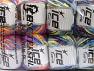 Περιεχόμενο ίνας 100% Πολυαμίδη, Mixed Lot, Brand ICE, Yarn Thickness 3 Light  DK, Light, Worsted, fnt2-64252