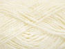 Fiber Content 100% Acrylic, Brand ICE, Ecru, Yarn Thickness 3 Light  DK, Light, Worsted, fnt2-64254
