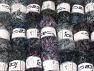 Eyelash Blends This mixed lot includes a total of 2000 gr (70.5 oz.) yarn. There is no standard for ball weight. Also disregard any information on the labels. You will get what you see in the photo. Brand ICE, fnt2-64359
