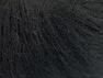Fiber Content 76% Tencel, 14% Mohair, Brand ICE, Black, fnt2-64408