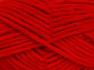 Fiberinnehåll 100% mikrofiber, Red, Brand ICE, fnt2-64499