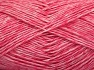 Fiber Content 80% Cotton, 20% Acrylic, Pink, Brand Ice Yarns, fnt2-64562