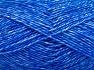Fiber Content 80% Cotton, 20% Acrylic, Brand Ice Yarns, Blue, Yarn Thickness 2 Fine Sport, Baby, fnt2-64568