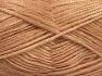 Fiber Content 70% Polyamide, 19% Wool, 11% Acrylic, Brand Ice Yarns, Dark Beige, fnt2-64575