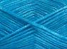 Fiberinnehåll 70% Polyamid, 19% Ull, 11% Akryl, Turquoise, Brand Ice Yarns, fnt2-64580