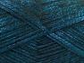 Fiberinnehåll 70% Polyamid, 19% Ull, 11% Akryl, Turquoise, Brand Ice Yarns, Black, fnt2-64582