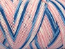 Fiber Content 100% Acrylic, White, Pink, Brand Ice Yarns, Blue, fnt2-64651